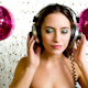 Headphone Disco Woman Dancer 8 - VideoHive Item for Sale