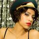 Sexy Latino Female Disco Dancer Flirting 3 - VideoHive Item for Sale