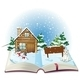 Winter Book - GraphicRiver Item for Sale