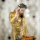 Gold Catsuit Female Dj 9 - VideoHive Item for Sale