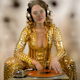 Gold Catsuit Female Dj 10 - VideoHive Item for Sale