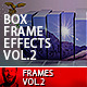 Multi Photo Box Frame Effects Vol.2 - GraphicRiver Item for Sale