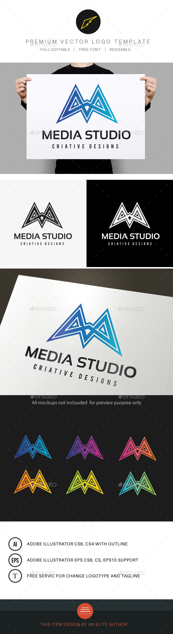 GraphicRiver Media 10176444