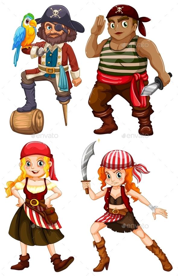 GraphicRiver Pirate 10176844