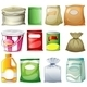 Different Packs and Containers - GraphicRiver Item for Sale
