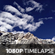 Fast Moving Clouds in Mountains #2 - VideoHive Item for Sale
