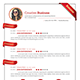 Simple Resume Print Templates - GraphicRiver Item for Sale