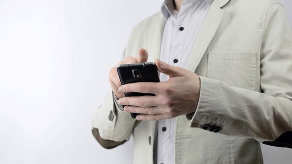 Using Phone 03
