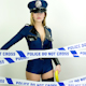Sexy Police Female Dancer 13 - VideoHive Item for Sale