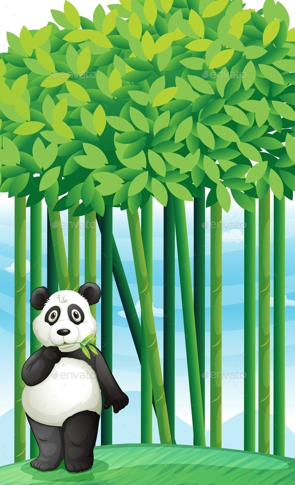 GraphicRiver Panda 10179018