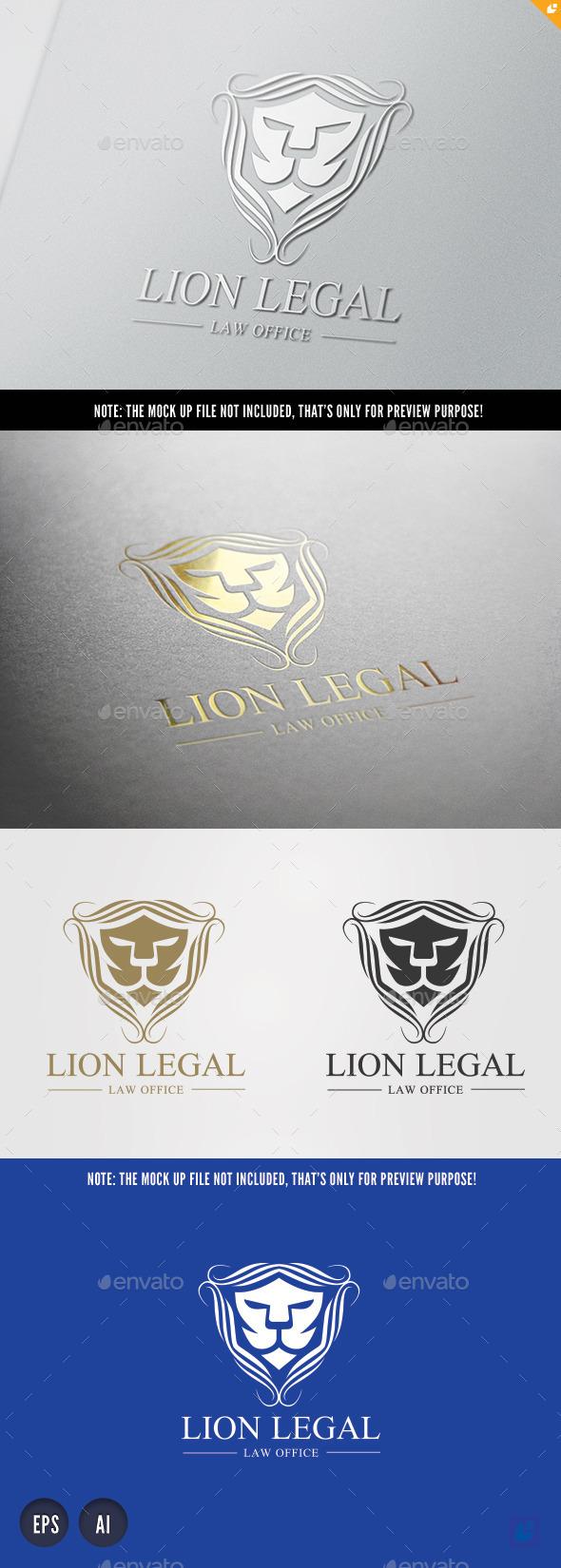 GraphicRiver Lion Legal 10179050