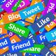 Social Network Concept - PhotoDune Item for Sale