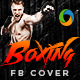 Boxing Facebook Cover - GraphicRiver Item for Sale