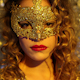 Venetian Mask Sexy Disco Woman 2 - VideoHive Item for Sale