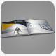 Minimal Square Brochure - GraphicRiver Item for Sale
