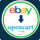 Ebay2OpenCart Listing Item Import  - CodeCanyon Item for Sale