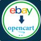 Ebay2OpenCart Listing Item Import
