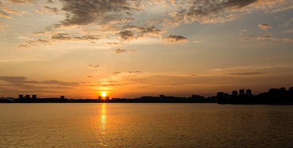Putrajaya Sunset 4c
