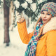 Young Woman Outdoor Winter Lifestyle - PhotoDune Item for Sale