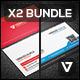 Business Card Bundle 14 - GraphicRiver Item for Sale
