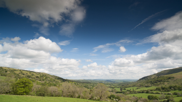 Brecon Beacons Wales Field Countryside 3