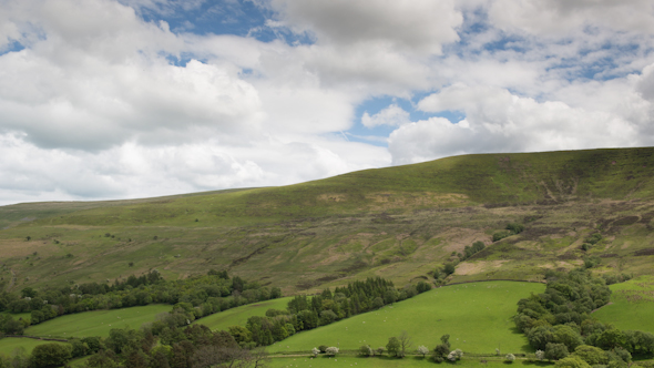 Brecon Beacons Wales Field Countryside 4