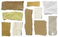 Paper Scraps - PhotoDune Item for Sale