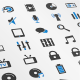 Multimedia Icons Set - GraphicRiver Item for Sale