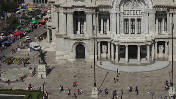 Bellas Artes Mexico City 3