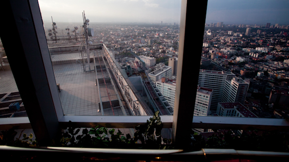 Luxury Rotation Restaurant Wtc Mexico City 3
