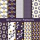 Set of Ten Summer Patterns - GraphicRiver Item for Sale