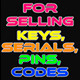 Opencart - Serialkeys<hr/> Pins &#038; Codes Sale Extension&#8221; height=&#8221;80&#8243; width=&#8221;80&#8243;> </a></div><div class=