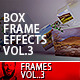 Multi Photo Box Frame Effects Vol.3 - GraphicRiver Item for Sale