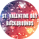 15 St. Valentine Day Backgrounds - GraphicRiver Item for Sale