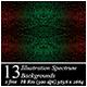 13 Illustration Spectrum Backgrounds - GraphicRiver Item for Sale
