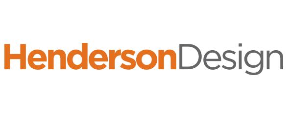 Henderson design logo