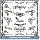 Calligraphic and Decorative Design Elements  - GraphicRiver Item for Sale