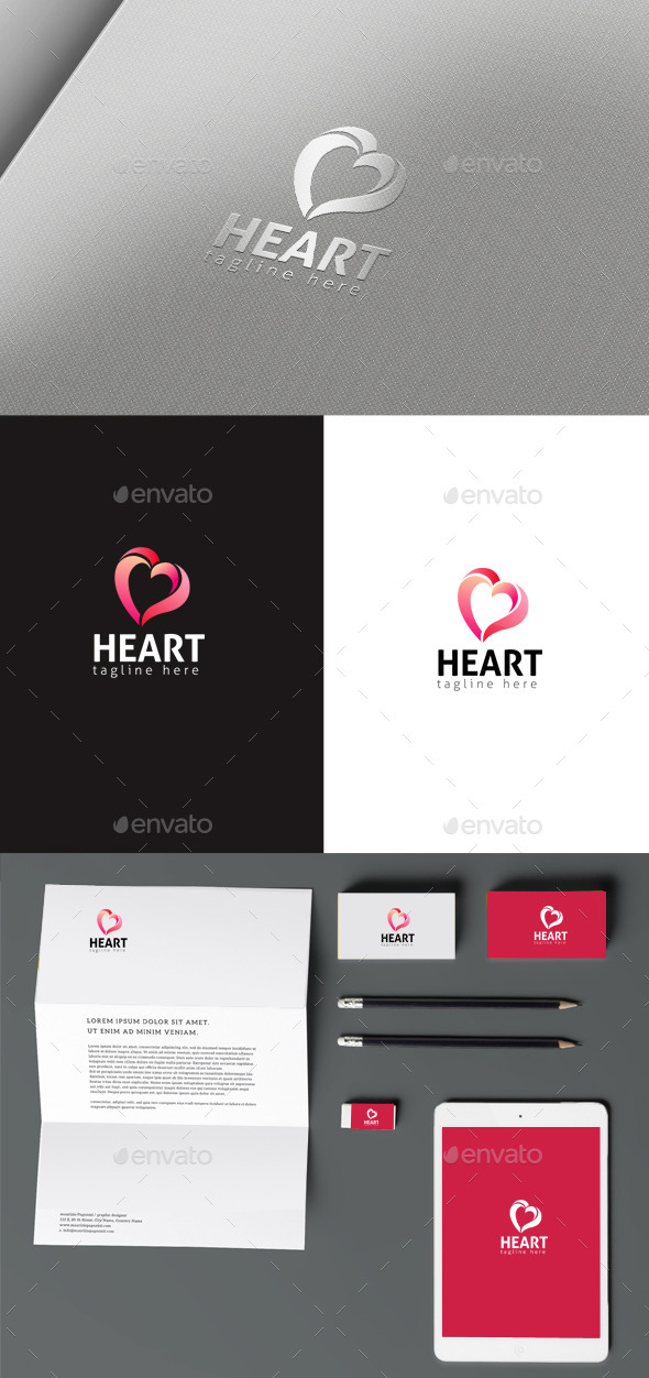 GraphicRiver Love Logo 10171155