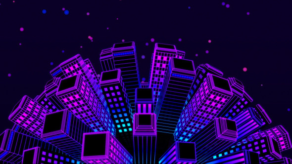 Night City Neon