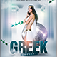 The Greek Goddess - GraphicRiver Item for Sale