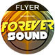 Forever Sound | Flyer - GraphicRiver Item for Sale