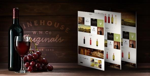 Wine House   Winery & Restauraunt Theme