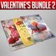 Valentine's  Flyer Bundle 2 - GraphicRiver Item for Sale
