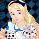 Alice Pours Tea in Cup - GraphicRiver Item for Sale
