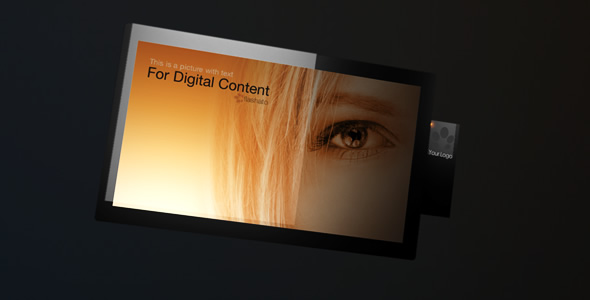 After Effects Project - VideoHive Hive Cinema Display 128672