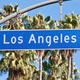 Los Angeles City Street Sign - PhotoDune Item for Sale