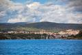 Croatian coastline view, Sibenik area, from the sea - PhotoDune Item for Sale