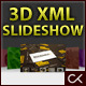 3D XML Slideshow/Gallery/Banner Image Viewer - ActiveDen Item for Sale