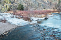 Poudre River in winter - PhotoDune Item for Sale