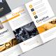 Master_Business Tri Fold Brochure - GraphicRiver Item for Sale